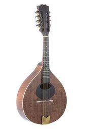 GEWA FLAT MANDOLIN PRO ARTE ANTIQUE