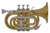 BACH BB-POCKET TRUMPET PT650