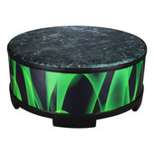 REMO WORLD PERCUSSION GREEN AND CLEAN GATHERING DRUM