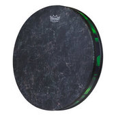 REMO WORLD PERCUSSION OCEAN DRUM NIGHTWAVES GREEN AND CLEAN
