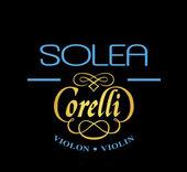 CORELLI VIOLIN STRINGS SOLEA
