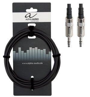 GEWA - Audio propojení Pro Line (3,5 mm Stereo jack (m) - 3,5 mm Stereo jack (m))