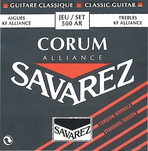 Savarez Savarez Saiten für Klassik-Gitarre Alliance Corum Satz standard