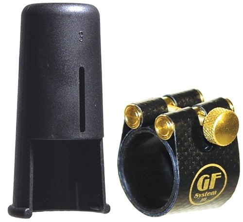 GF-System Blattschrauben und Kapseln Gold-Line 06L