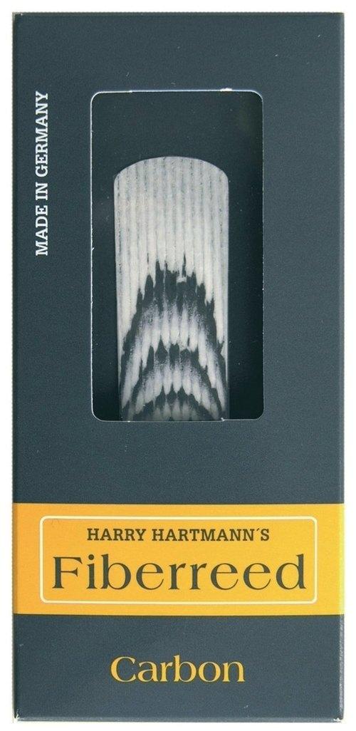 Fiberreed Blatt Bariton Saxophon Carbon H