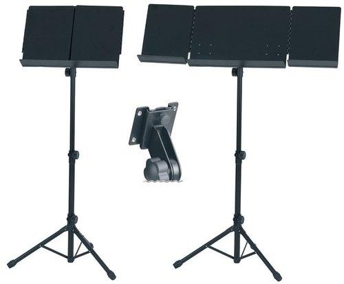 GEWA Stands Orchesterpult Schwarz