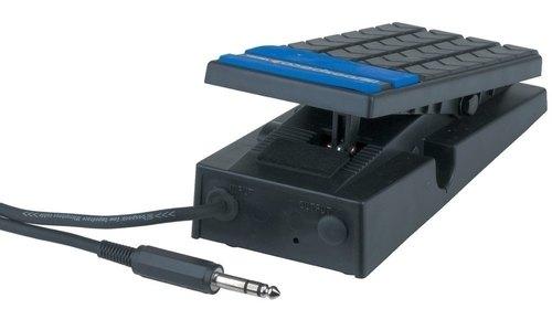 Bespeco Schalter und Pedal Volumenpedal