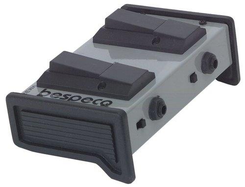 Bespeco Schalter und Pedal Fußtaster