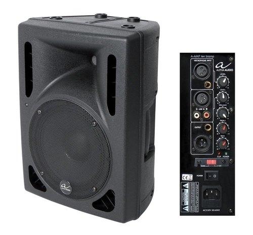 Alpha Audio Aktiv-Box A-Amp ten Biamp 10