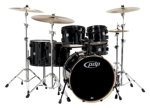 PDP by DW Drumset Concept Maple Pearlescent White