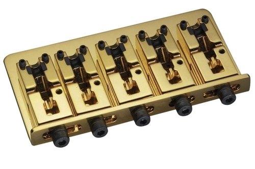 Schaller E-Bass-Steg 2000 Piezo 5-saitig SatinPearl