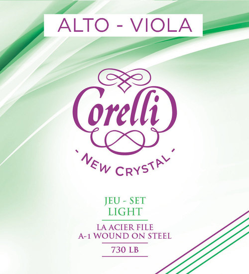 Corelli Corelli Saiten für Viola New Crystal Light
