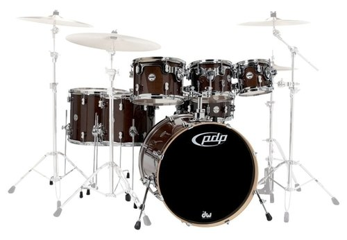 PDP by DW Shellset Concept Maple Pearlescent White